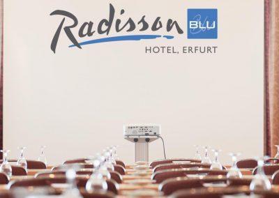 Radisson Blu Hotel Erfurt Konferenzraum