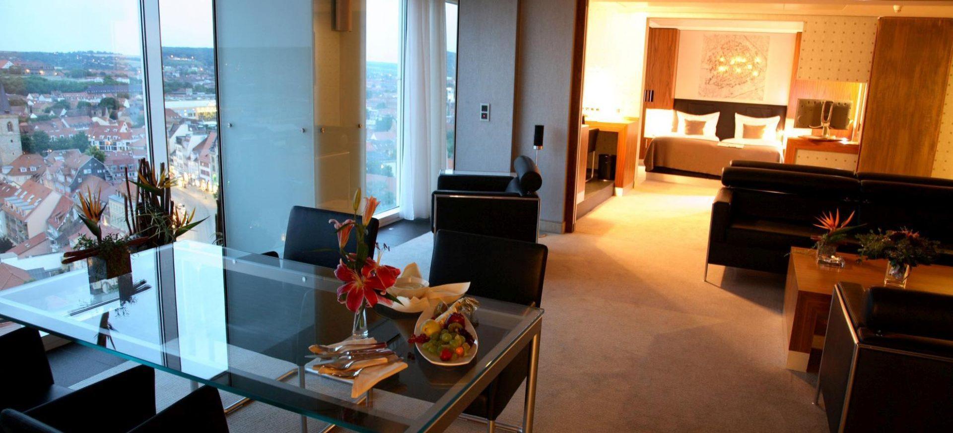 Radisson Blu Hotel Erfurt Präsidenten Suite
