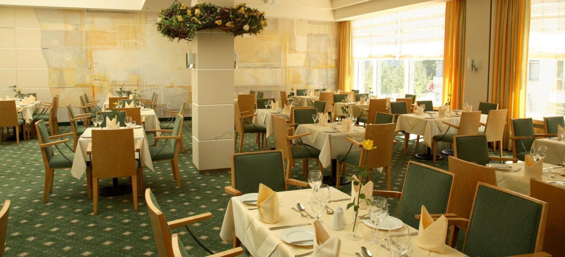 Radisson Blu Hotel Erfurt Restaurant