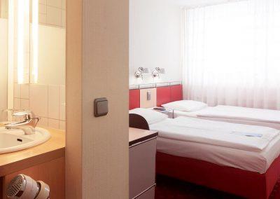 Radisson Blu Hotel Erfurt Standard Zimmer