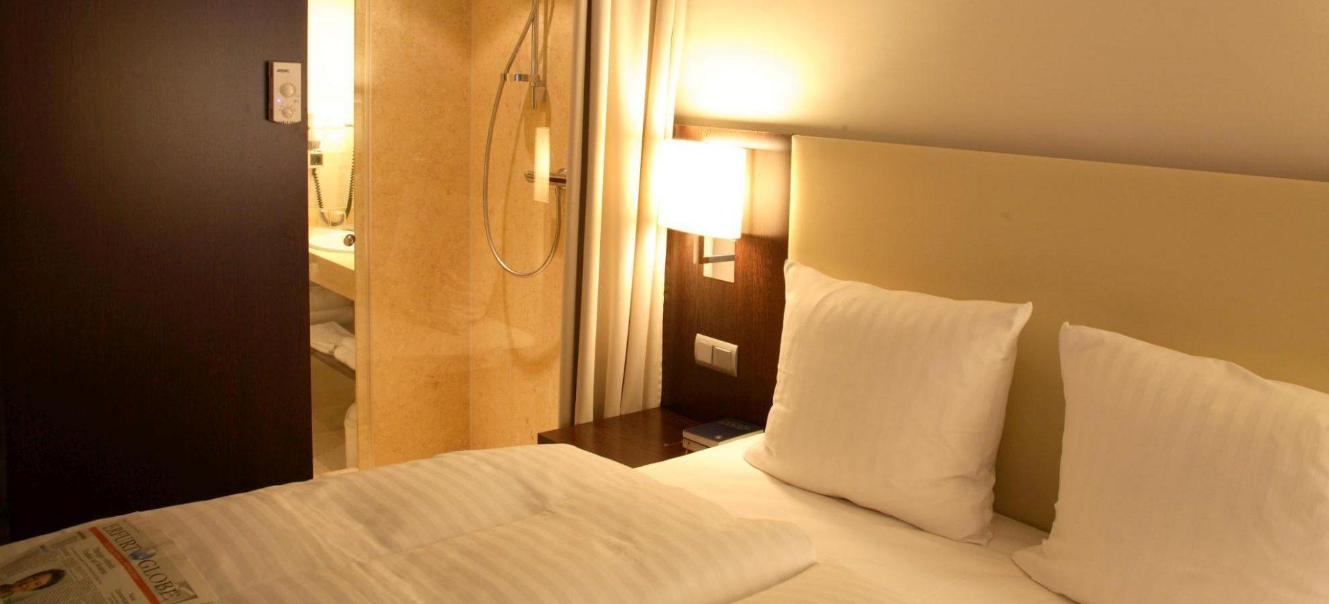Radisson Blu Hotel Erfurt Superior Class Zimmer