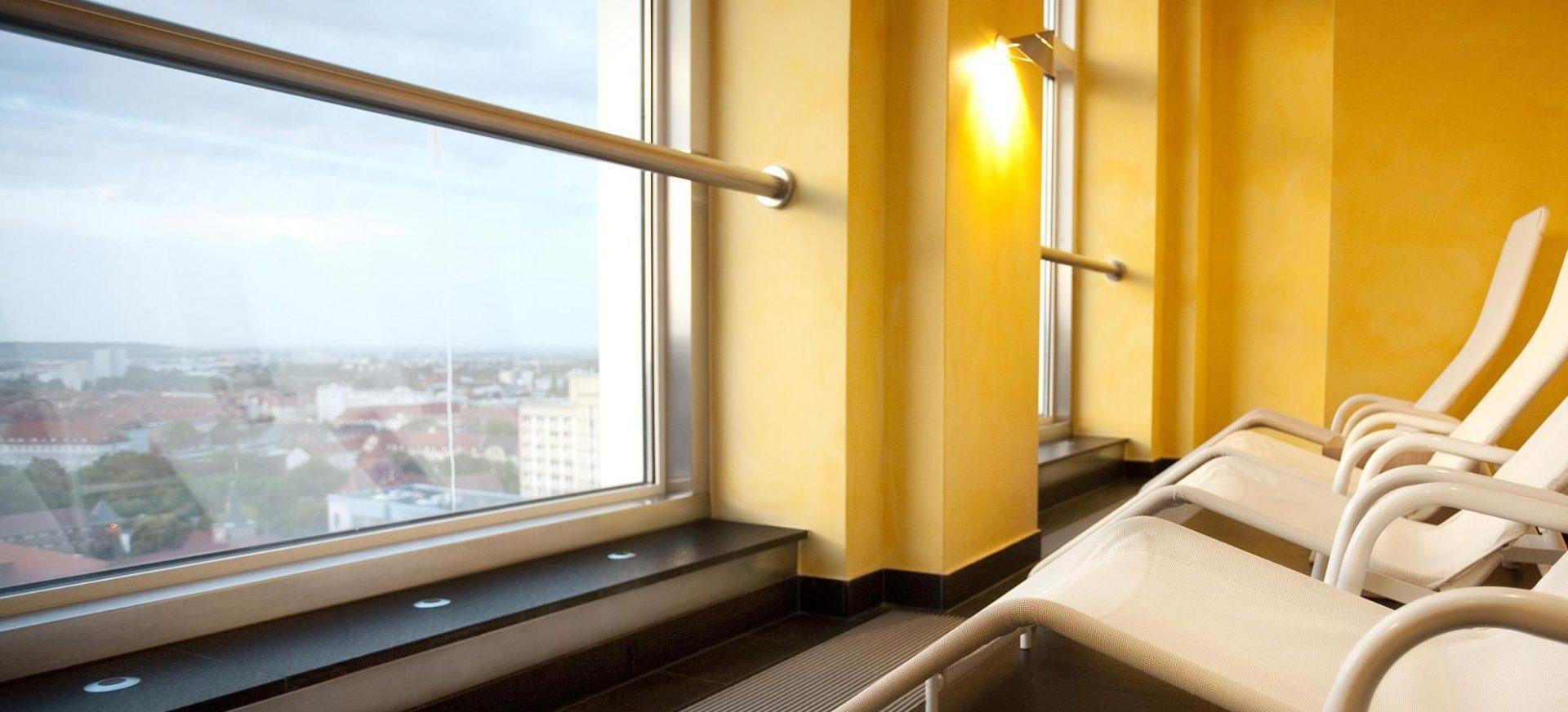 Radisson Blu Hotel Erfurt Wellness