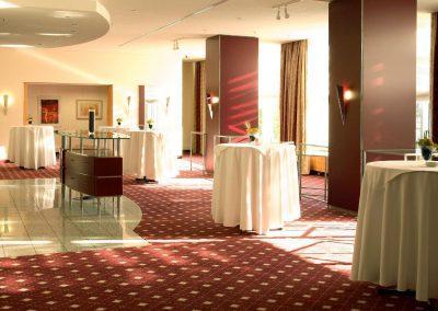 Radisson Blu Hotel Erfurt Tagungsfoyer